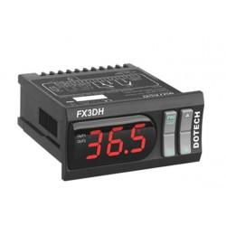Controlador Digital de Temperatura e Humidade